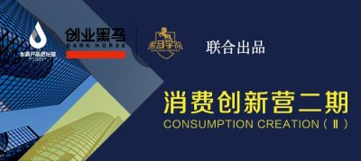 消费创新营报名表